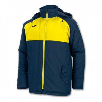 Coat  Joma Andes Navy blue-Yellow