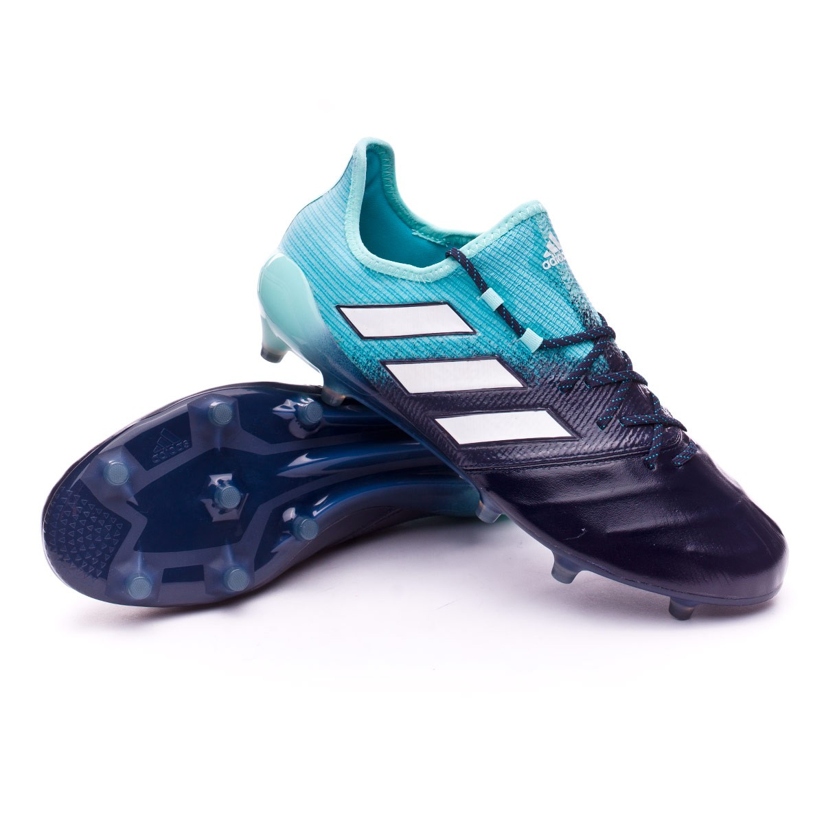 finest selection 22825 8ddea adidas Ace 17.1 FG Leather Boot