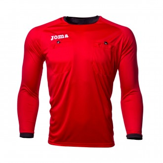 Jersey  Joma Arbitro m/l Red