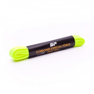 Laces  SP Football Special Fluorescent yellow