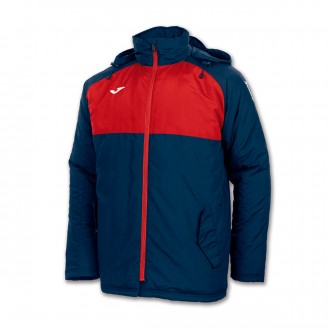 Coat  Joma Andes Navy blue-Red