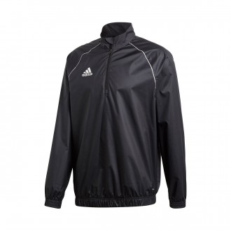 Sweatshirt  adidas cortavientos Core 18 Black-White