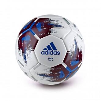 Bola de Futebol  adidas TEAM sala Grey-Blue