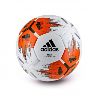 Balón  adidas TEAM Top Replique White-Orange
