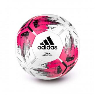 Balón  adidas TEAM Artificial White-Pink