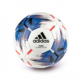 Balón  adidas TEAM Competition White-Blue-Orange