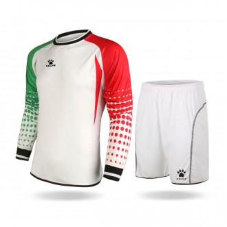 Kit  Kelme Stopped m/l White