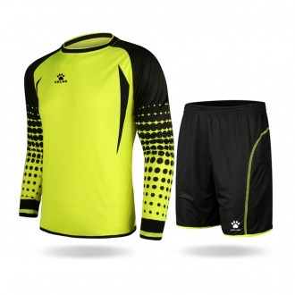 Kit  Kelme Stopped m/l Fluorescent yellow-Black
