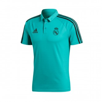 Pólo  adidas Real Madrid 2017-2018 Aero green