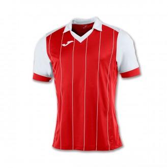 Camiseta  Joma Grada m/c Rojo-Blanco