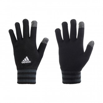 Luvas  adidas Tiro glove Black-Dark grey