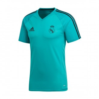 Camiseta  adidas Real Madrid Training 2017-2018 Aero reef