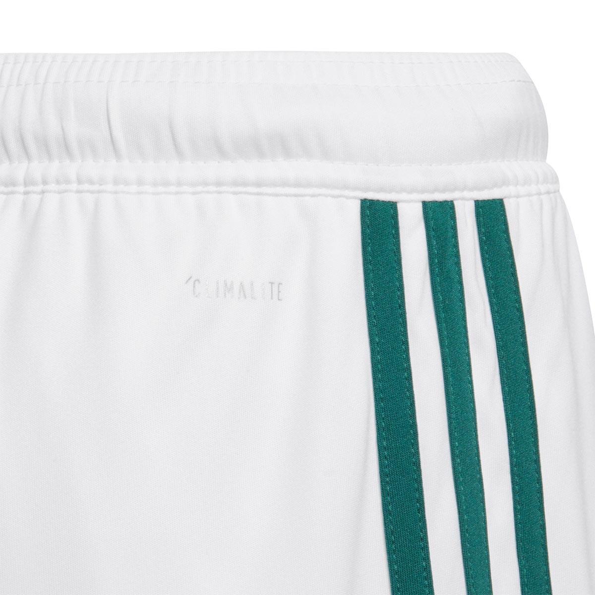 Equipación 2017 Niño White Mexico Primera Adidas Pantalón 2018 Corto qwWO0XnnI