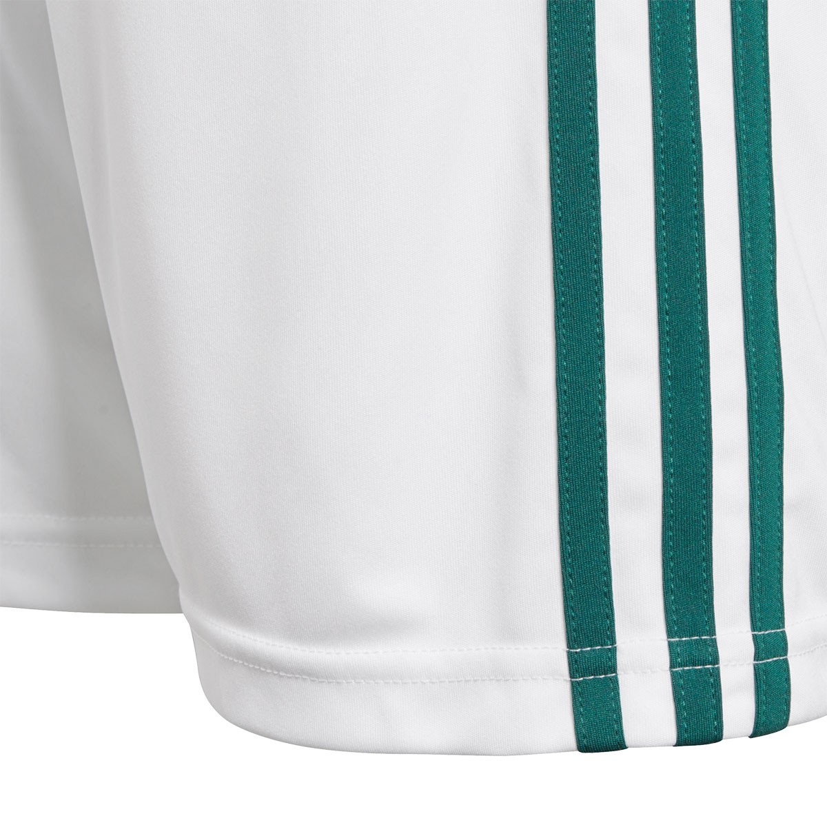 7033e2ae3 Shorts adidas Kids Mexico 2017-2018 Home White-Collegiate green - Tienda de  fútbol Fútbol Emotion