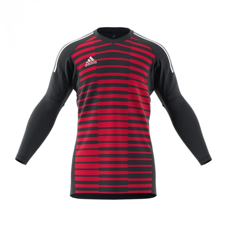 Jersey adidas AdiPro 18 Goalkeeper Longsleeve Dark grey-Unity pink ... 070eefc8b