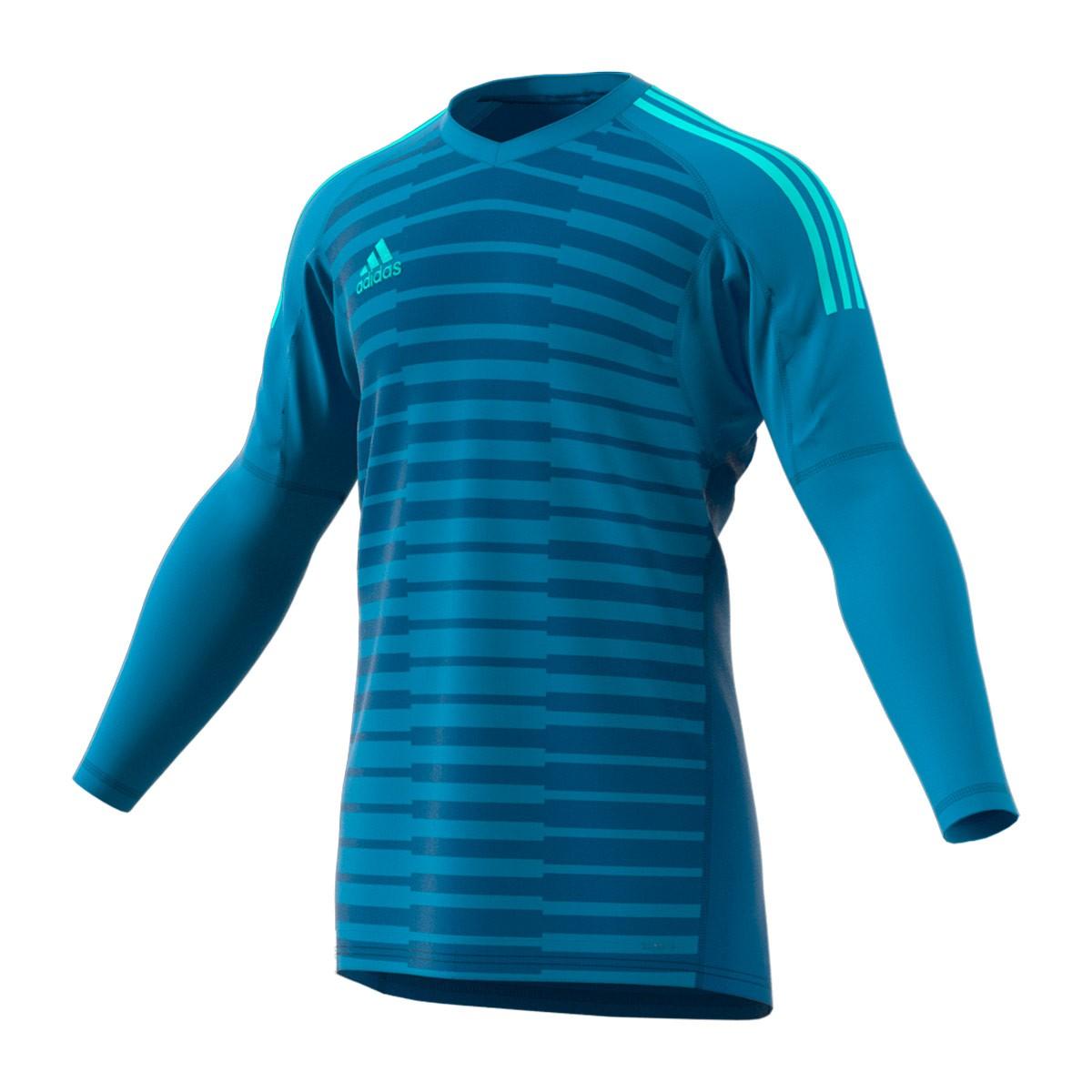maillot adidas adipro 18 blue