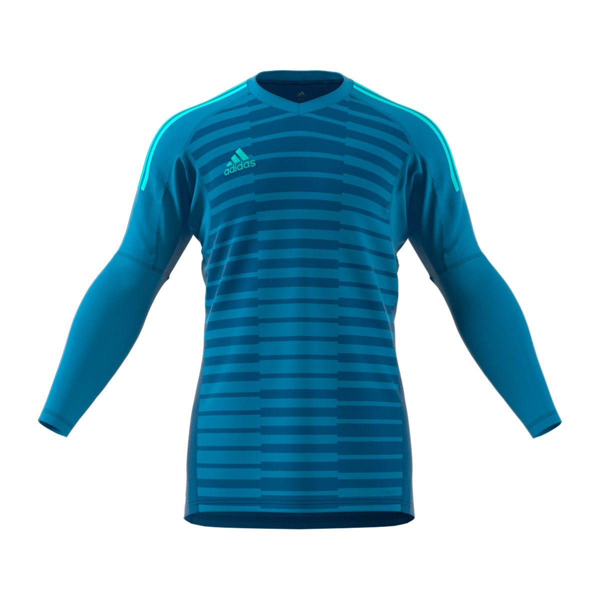 25d78f3d9436 Jersey adidas AdiPro 18 Goalkeeper Longsleeve Bold aqua-Unity blue-Energy  aqua - Football store Fútbol Emotion