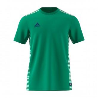 Camisola  adidas Tango Cl Core green