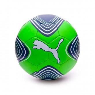 Ball  Puma Future Heat Green gecko-Puma white-Deep lagoon