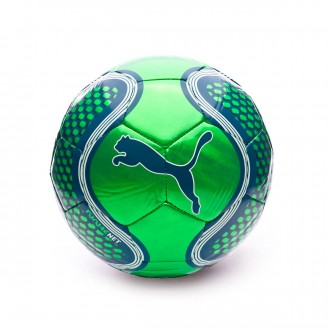 Ball  Puma Future Net Green gecko-Puma white-Deep lagoon