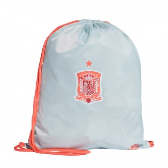 Bolsa adidas Gymsack España 2017-2018 Halo blue-Bright red