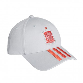 Gorra  adidas España 3S 2017-2018 Halo blue-Bright red