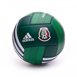 Balón  adidas Mexico 2017-2018 Collegiate green-White