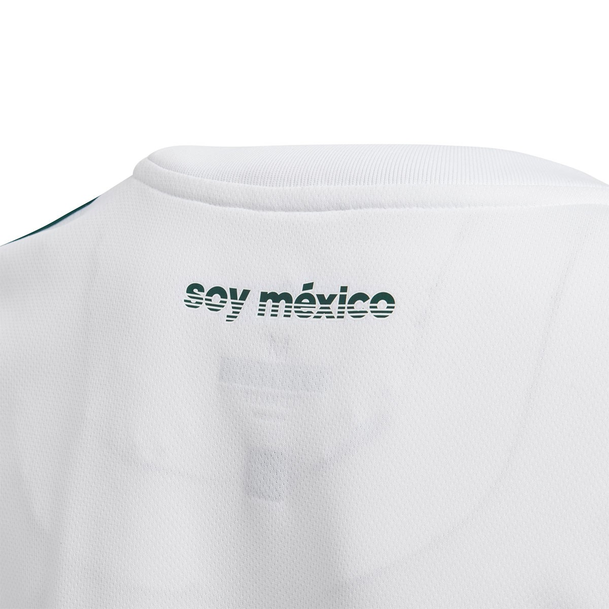 436144aad7047 Camiseta adidas México Segunda Equipación 2017-2018 Niño White-Collegiate  green-Collegiate burgundy - Tienda de fútbol Fútbol Emotion