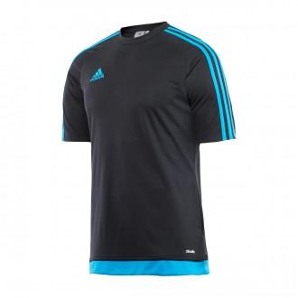 Jersey  adidas Estro 15 m/c Black-Solar blue