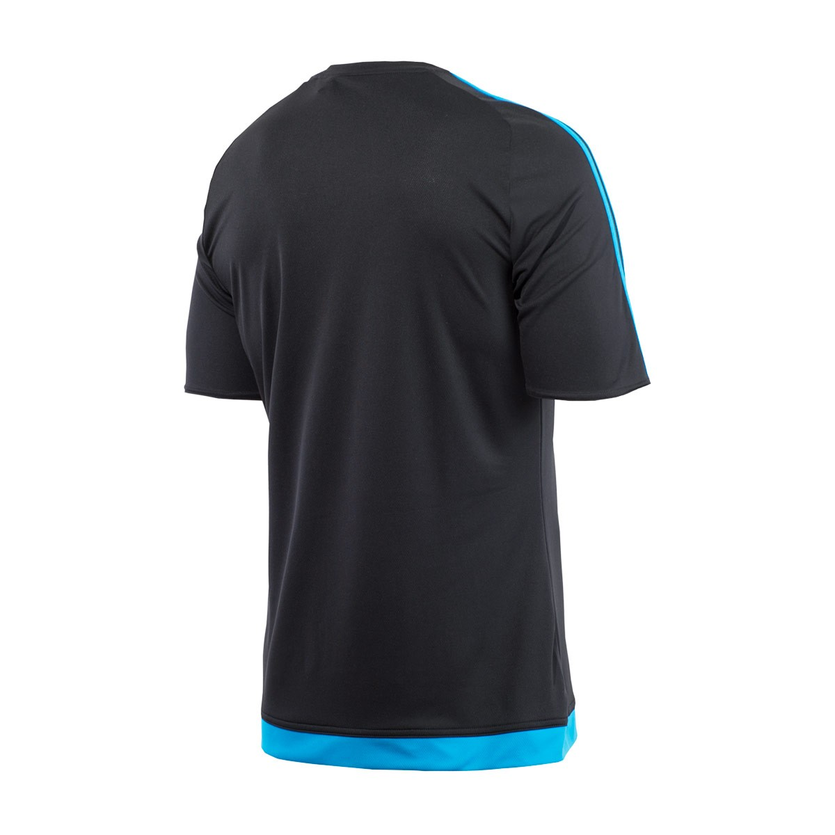 Camiseta Estro 15 mc Black Solar blue