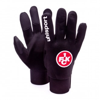 Guante  Uhlsport Player's Glove Black-Red