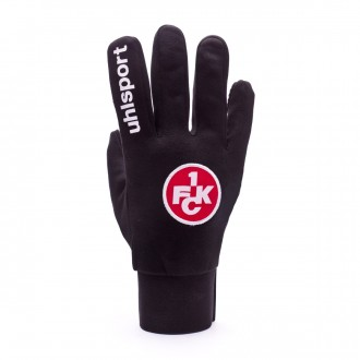 Glove Uhlsport Player's  Black-Red