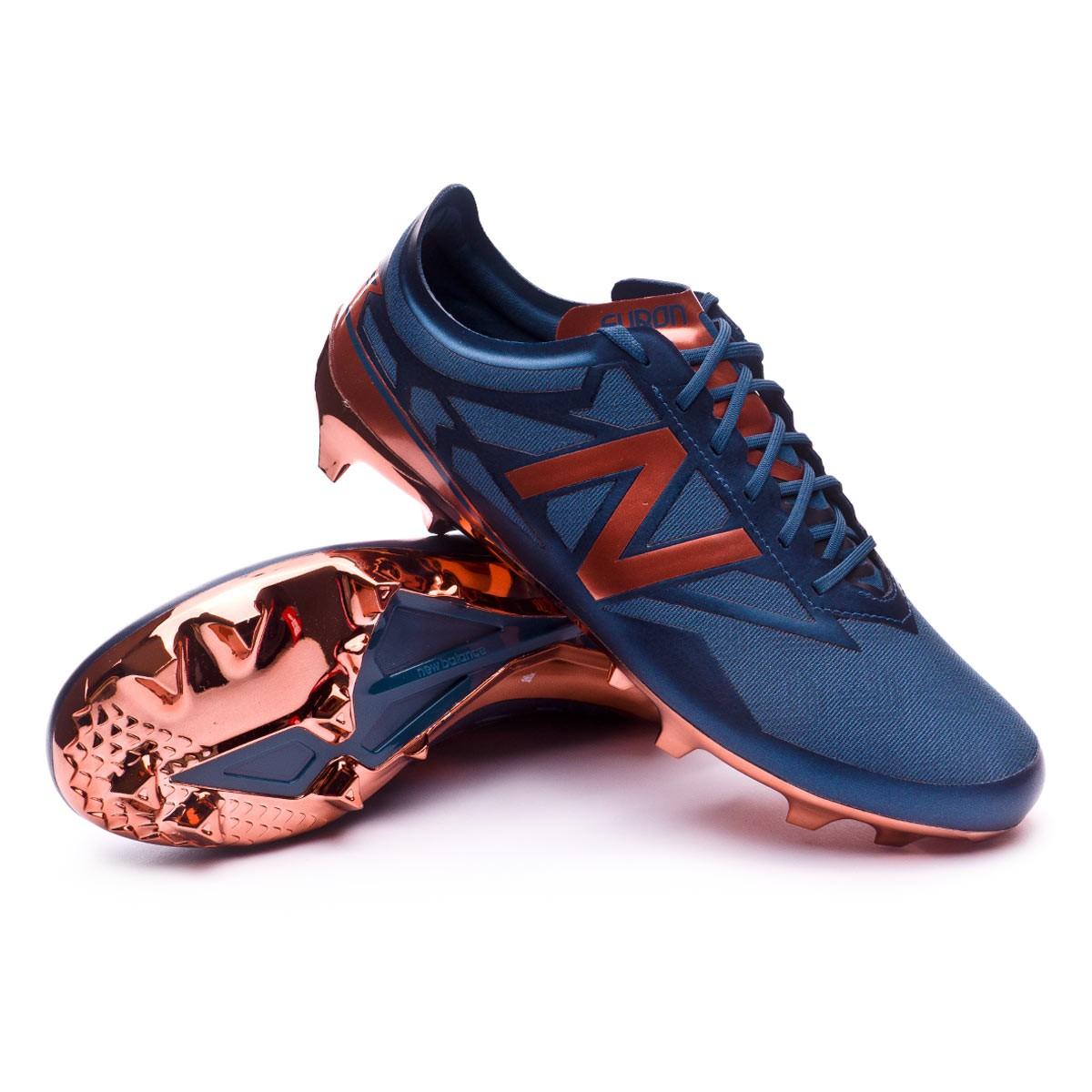 496f2a9a5 Football Boots New Balance Furon Pro Limited Edition Petroleum ...