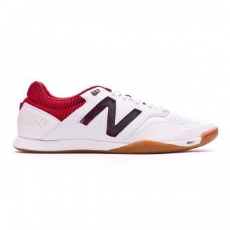 Zapatilla  New Balance Audazo 2.0 Pro Futsal White-Red