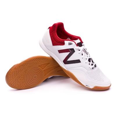 70b2f8bc9 Futsal Boot New Balance Audazo 2.0 Pro Futsal White-Red - Tienda de fútbol  Fútbol Emotion