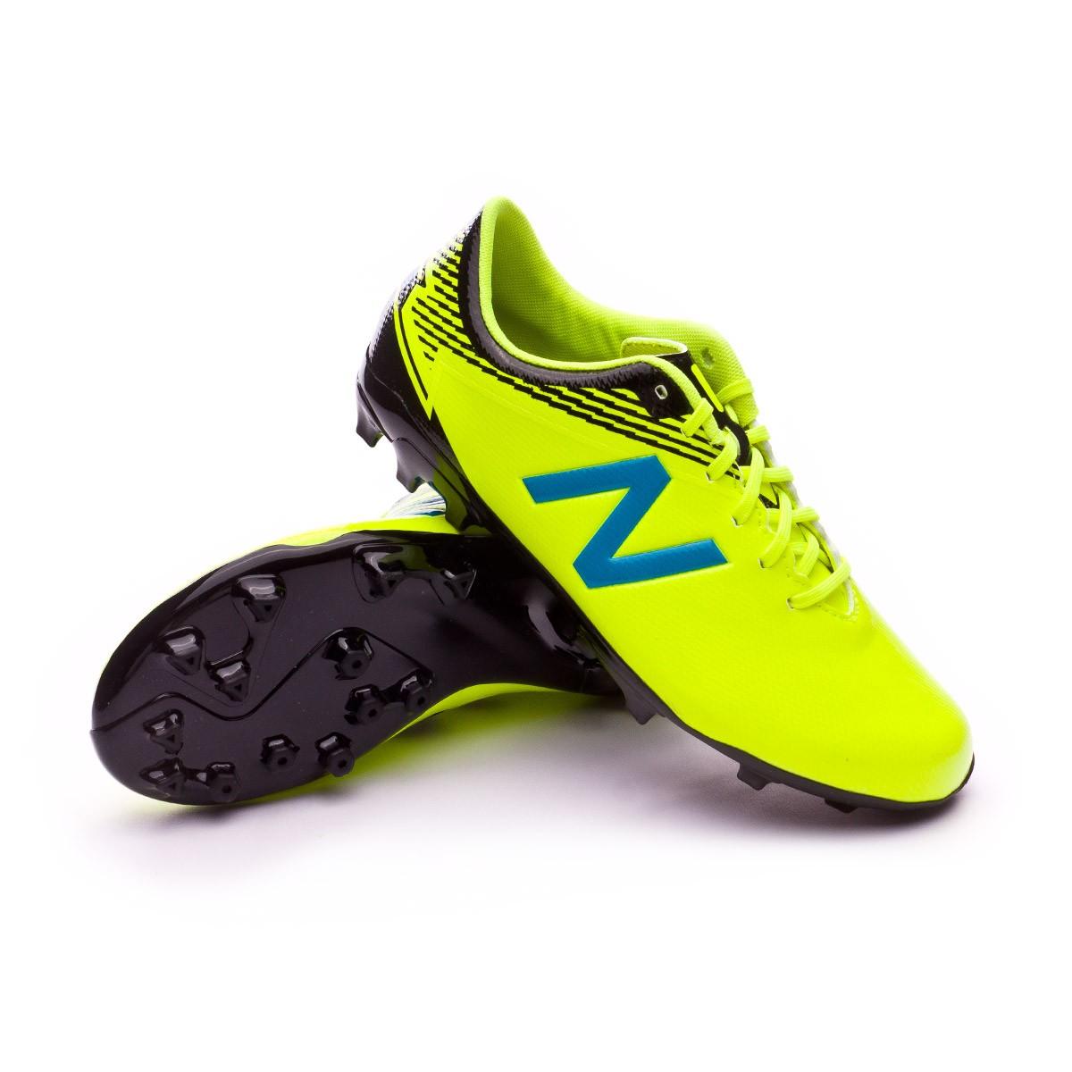 1a4b9b852aa91 Football Boots New Balance Kids Furon Dispatch AG Amarillo Fluor ...