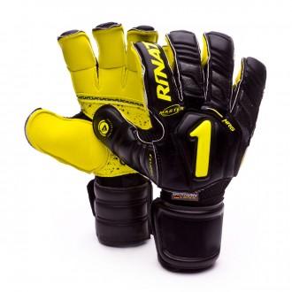 Glove  Rinat Uno Alpha Black-Yellow