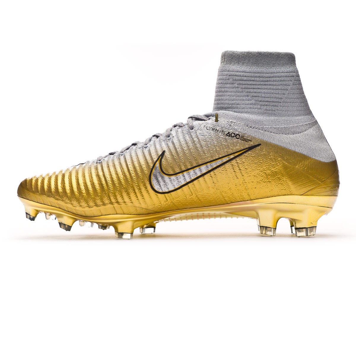 quality design 282f7 9405d Boot Nike Mercurial Superfly V CR7 Quinto Triunfo FG Pure ...