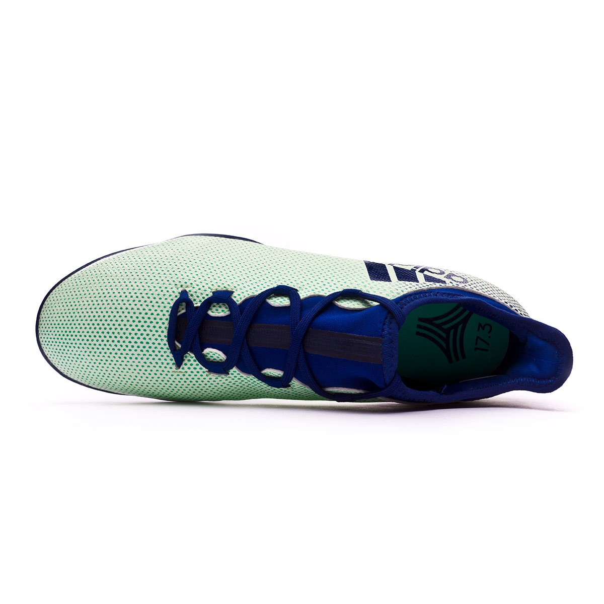 4a0012da6 Football Boot adidas X Tango 17.3 Turf Hi-res green-Unity ink-Aero green -  Tienda de fútbol Fútbol Emotion