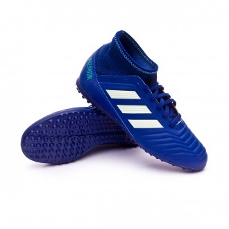 Chaussure de football  adidas Predator Tango 18.3 Turf Niño Unity ink-Aero green-Hi-res green