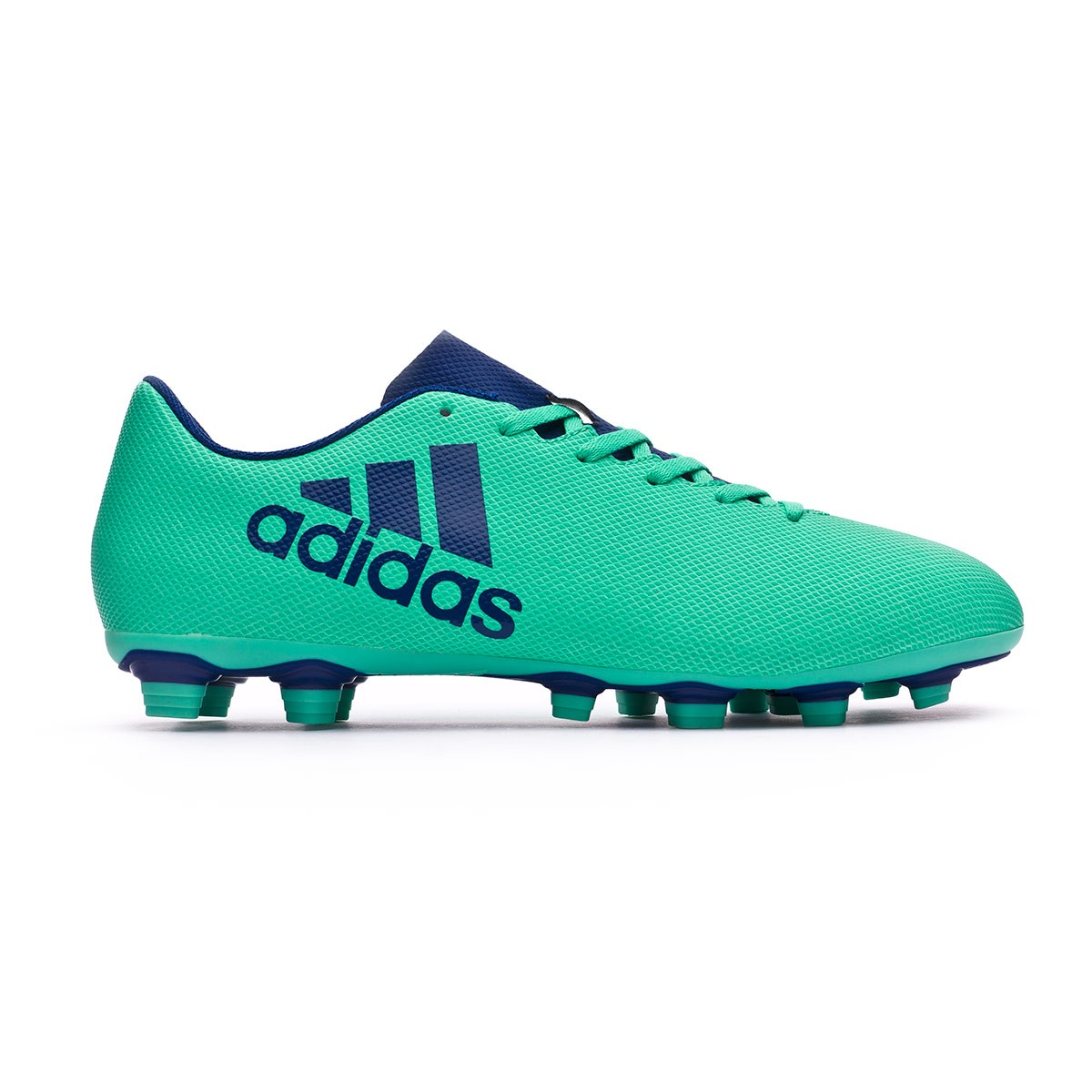 new styles 89aa3 ad42a Boot adidas X 17.4 FxG Aero green-Unity ink-Hi-res green - Football store  Fútbol Emotion