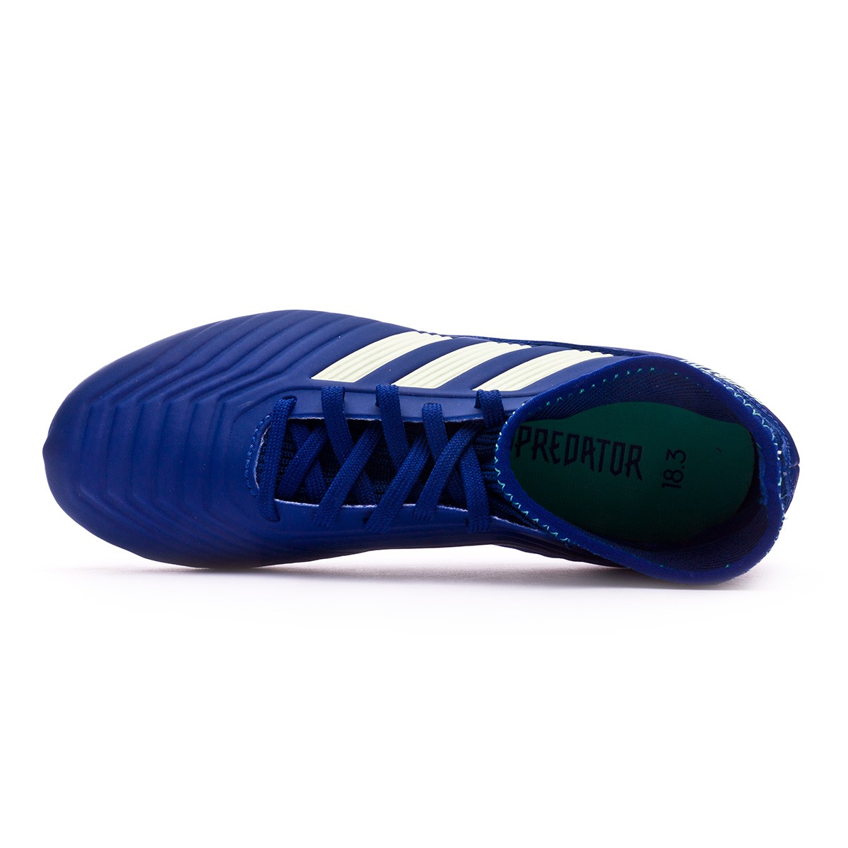 2f2cff94e Football Boots adidas Kids Predator 18.3 FG Unity ink-Aero green-Hi-res  green - Football store Fútbol Emotion
