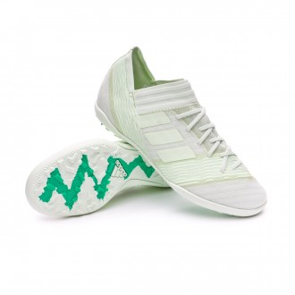 Chaussure de football  adidas Nemeziz Tango 17.3 Turf Niño Aero green-Hi-res green