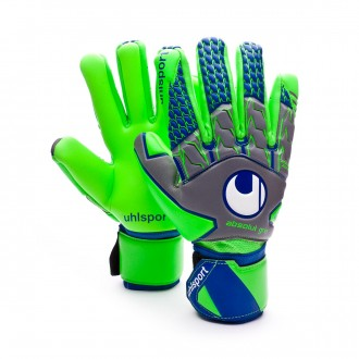 Guante  Uhlsport TensionGreen Absolutgrip HN Dark grey-Fluor green-Navy