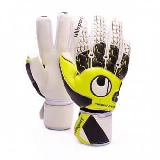 Guante  Uhlsport HN Soft SF+ Fluor yellow-White-Black