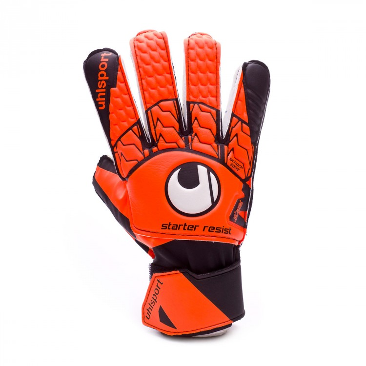 guante-uhlsport-starter-resist-fluor-orange-black-white-1.jpg