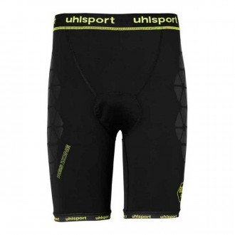 Malla  Uhlsport Bionikframe Black-Fluor yellow