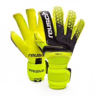Guante  Reusch Prisma Pro G3 Evolution Safety yellow-Black-Safety yellow
