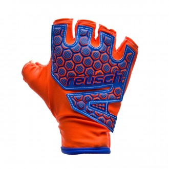 Glove  Reusch Reusch Futsal SG SFX Shocking orange-Blue-Shocking orange