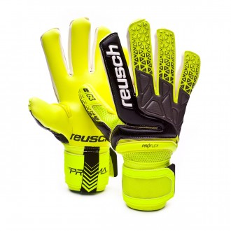 Guante  Reusch Prisma Pro G3 Negative Cut Safety yellow-Black-Safety yellow